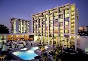 Newport Beach Marriott Hotel & Spa property information
