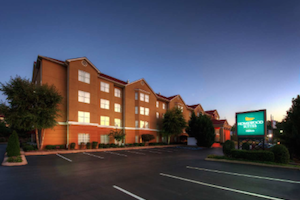 Homewood Suites Chattanooga property information