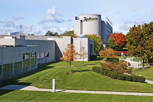 Radisson Hotel at The University of Toledo property information