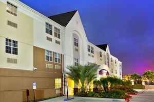 Candlewood Suites Galveston property information