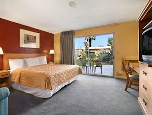 Cathedral City Travelodge property information