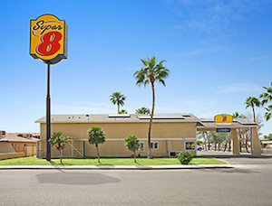 Super 8 El Centro property information