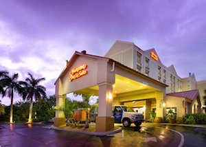 Hampton Inn & Suites Ft. Lauderdale Airport/South Cruise Port property information