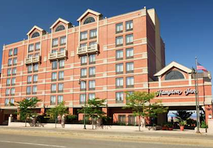 Hampton Inn BostonCambridge property photo
