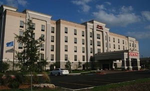 Hampton Inn and Suites Tulsa Catoosa property information