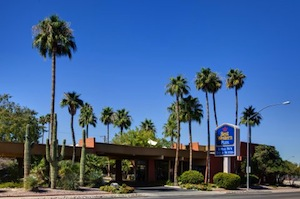 BEST WESTERN Royal Sun Inn & Suites property information