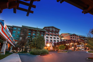 Disney's Grand Californian Hotel® & Spa property information