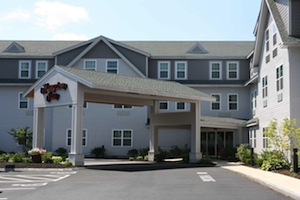 Hampton Inn Dover property information