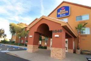 BEST WESTERN PLUS North Las Vegas Inn & Suites property photo
