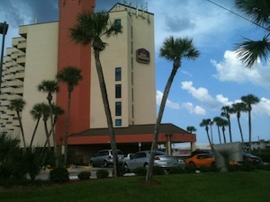 BEST WESTERN New Smyrna Beach Hotel & Suites property information