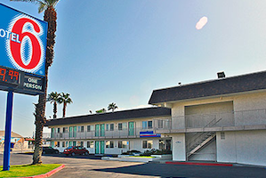 Motel 6 Indio - Palm Springs Area property information