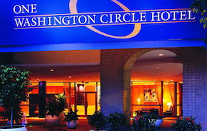 One Washington Circle Hotel property information