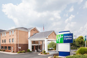 Holiday Inn Express Winston-Salem property information