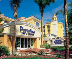 Anaheim Portofino Inn & Suites property photo