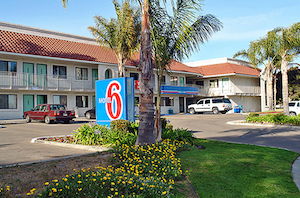 Motel 6 Santa Maria property information