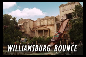 Williamsburg Bounce Ticket