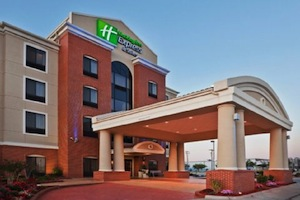 Holiday Inn Express San Diego South-National City property information