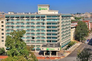 Holiday Inn Washington DC-Central/White House - Fun In The Sun In The Summer Time