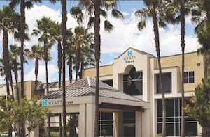 HYATT house Cypress/Anaheim property information