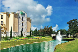 Holiday Inn Express Brookhollow property information