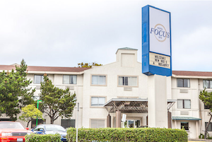 Hotel Focus SFO property information