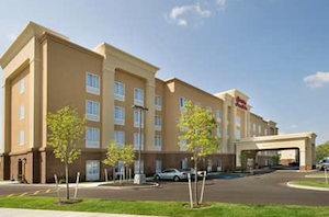 Hampton Inn and Suites Buffalo/Airport property information