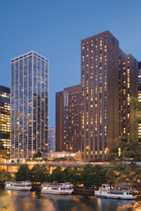 Hyatt Regency Chicago property information