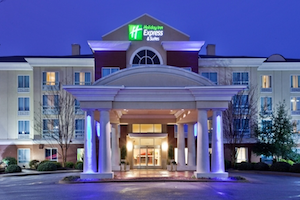 Holiday Inn Express Hotel & Suites GREENVILLE-I-85 & WOODRUFF RD property information