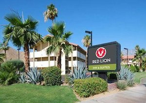 Red Lion Inn & Suites Cathedral City property information