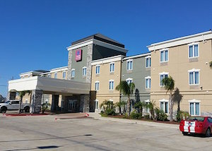 Comfort Suites Near Texas A and M - Corpus Christi property information