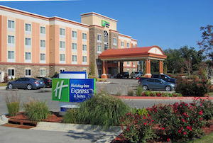 Holiday Inn Express & Suites Tulsa South Bixby property information