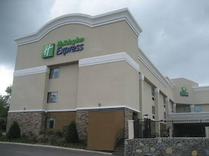Holiday Inn Express Nashville W I40/Whitebridge Rd property information