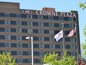 Crowne Plaza Danbury property information