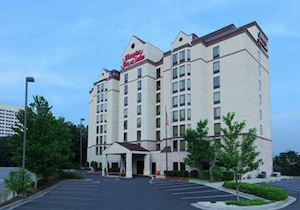 Hampton Inn & Suites Atlanta-Galleria property information