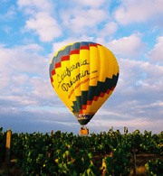 Temecula Valley Hot Air Balloon Adventure Package package information