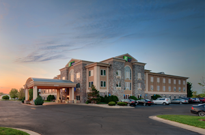 Holiday Inn Express Hotel & Suites SAGINAW property information