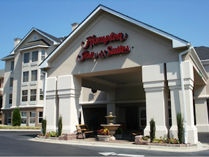 Hampton Inn & Suites Chapel Hill/Durham Area property information