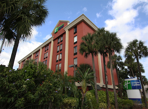 Holiday Inn Express MIAMI-ARPT CTRL-MIAMI SPRINGS property information