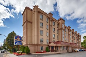 BEST WESTERN On The Avenue property information