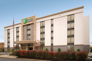 Holiday Inn Express Boston North-Woburn property information