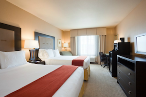 Holiday Inn Express NEW YORK - MANHATTAN WEST SIDE property information