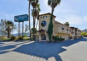 Quality Inn Fallbrook property information