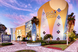 Four Points by Sheraton Cocoa Beach property information