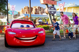 A Magical Vacation Package to Disneyland® Resort package information