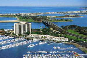 Hyatt Regency Mission Bay Spa & Marina property information
