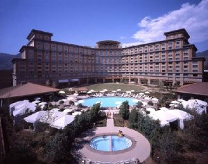 Pala Casino Spa and Resort property information