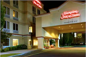Hampton Inn & Suites Seattle-North/Lynnwood property information