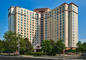 Residence Inn Arlington Pentagon City property information
