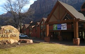Holiday Inn Express Springdale - Zion Natl Pk Area property information