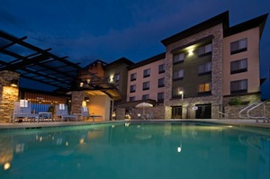 Holiday Inn Express Hotel & Suites SURPRISE property information